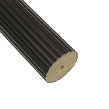 DRAWOO513788 Pole 8ft Aged Cherry