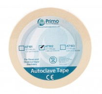 "101-AT101 Primo Autoclave Sterilization Indicator Tape 1/2""x 60 Yds"