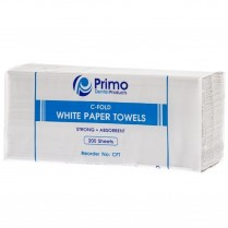 101-CFT C-Fold Towels White (2400)