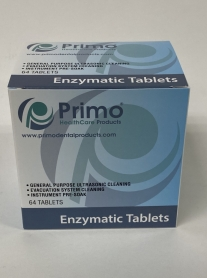 101-ET64 Primo Enzymatic Ultrasonic Tablets (64)