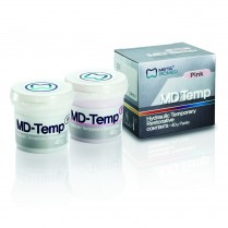 101-MDTMP40WHT MD-Temp Filling Material White 40gm Jar