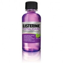 151-30695 Listerine Total Care Anticavity Mouthwash 3.2oz (24)