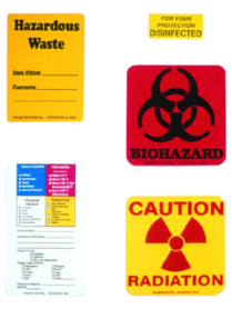 160-3549 Osha Label Value Kit