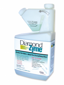 316-EC1200 Diamond Zyme Solution Quart***Non Stock***