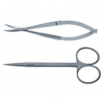 321-9750008 Sybron Microsurgical Scissors - Straight
