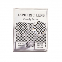 CT/ASPH2 Countertop Aspheric Demonstration Display 1Double Lens Holde