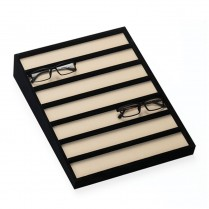 optical display trays