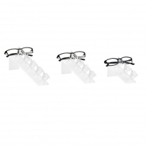 Low Angler Family Pack, Countertop Displays, Displays for Eyewear