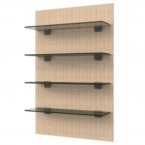 optical space design, frame display shelves, glass shelf display, eyewear display