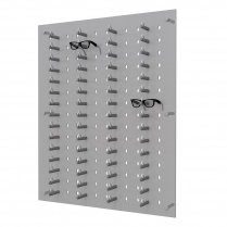 acrylic eyewear display, locking eyewear display, locking frame display