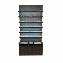 shelf eyewear display, sunglass display, eyewear frame display