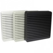HAM-XPFA80BK 80mm Fan Filter Kit - Black