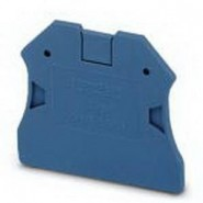 PHX-3047235 D-UT2.5/10 - End Cover - Blue