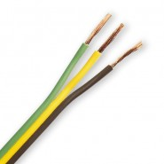 TRL-16003000-305-PARALEL 16ga / 3cond automotive ribbon wire