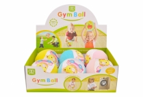 011566 BABY GYM BALLS 6 IN DISPLAY