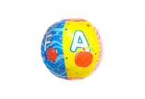 012079 BABY ALPHABET BALL IN NET BAG