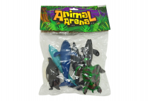 014649 6PCE MARINE ANIMAL SET