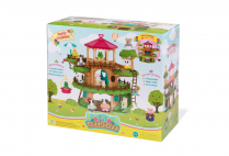014743 LI'L WOODZEEZ TREEHOUSE PLAYSET