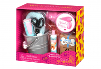 014749 OG PET ACCESSORIES - PUPPY LOVE GROOMING SET