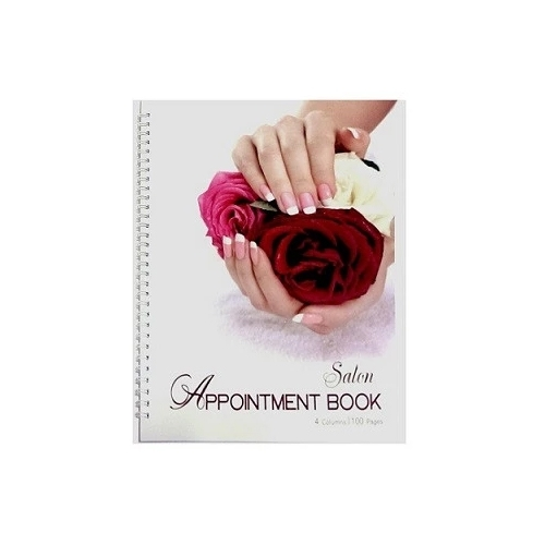 AC-MIS-10023-EAC Cre8tion Appointment Book 4 Column 10023