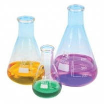 Erlenmeyer Flask, Narrow Mouth