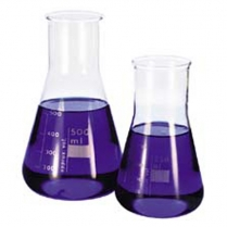Erlenmeyer Flask, Wide Mouth