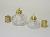 101200-2000C Alcohol Lamps, Glass