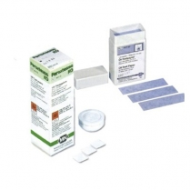 129074-6000C Test Strips Qualitative, Lead Acetate, booklet of test strips