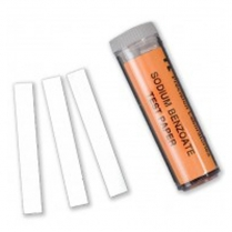 223-0300 Sodium Benzoate Test Paper Strips