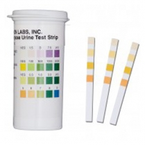 223-9200 Multiple Urine Test Strips, 50/vial