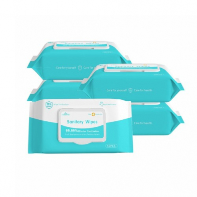 551-2211 Sanitary Alcohol Wipes, Case of 2000