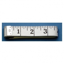 553-1902 Tape Measure, Fibreglass, 5 feet
