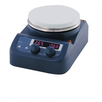 555-8887 ISG Double LED Digital Hotplate Magnetic Stirrer