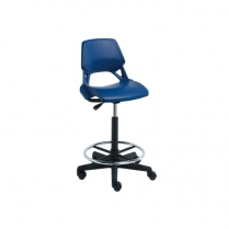 650-0220 Ergo Lab Stool 20-30 Inch Adjustable