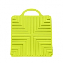 663-349C Silicone Bench Mat with Handle - 30 x 30cm