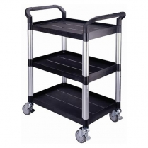 663-561C Cart Laboratory, Small 3 Shelf