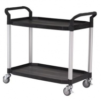 663-562C Cart Laboratory, Large 2 Shelf