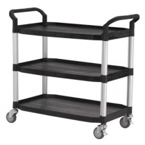 663-563C Cart Laboratory, Large 3 Shelf