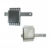 BK7118P2 Garage Door Side Lock (2-Pack)