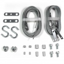 SK7248 DISCONTINUED: Garage door extension & safety cables set