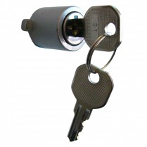 SK8 Push-button key lock
