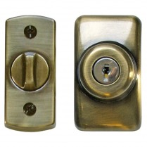 GL Keyed deadbolt