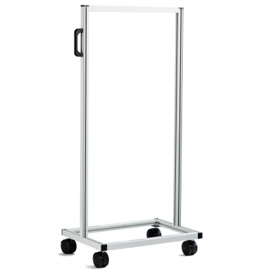 TBXS116D Stand Double-Sided, 116cm tall)
