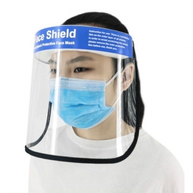 AC-MIS-FCSHD-EAC Face Shield Anti-Splash Protective Face Mask
