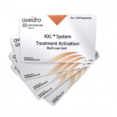 AVE52001924006 Treatment Activation, Multi-Use Card (10 per card)