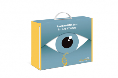 AVELDNATEST Avellino DNA Test Supply Box (10 treatments)