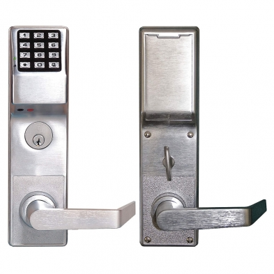 Alarm Lock DL4500  Series Trilogy Digital Mortise Privacy Pin Lock