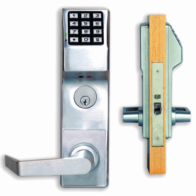 Alarm Lock DL2700 Series Trilogy Keypad Door Lock