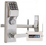 Alarm Lock ETPDNS1G Trilogy Networx Prox/Digital Exit Trim