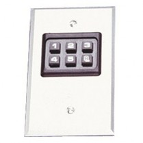 Alarm Lock Outside Keypad For PG30